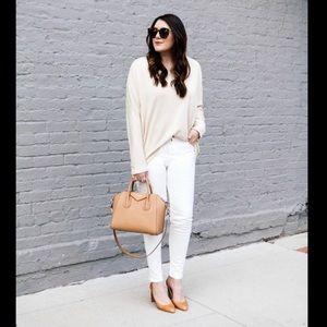everlane regular jeans white size 30 J2
